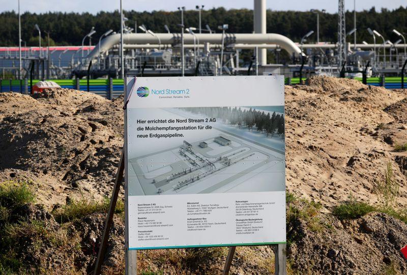 Munich Re прекратила страхование Nord Stream 2 на фоне угрозы санкций