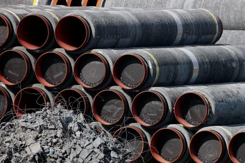 Госдеп США: работу с Северным потоком-2 приостановили 18 компаний