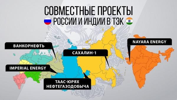 В Москве открылся Индийский энергетический центр