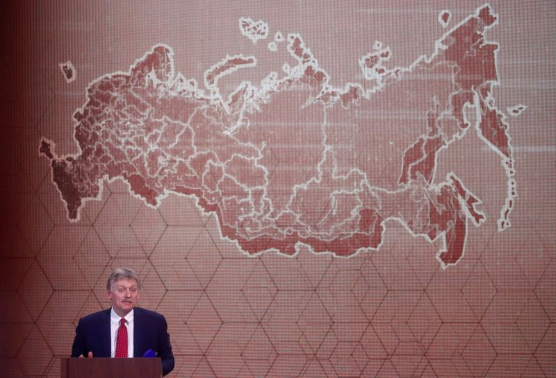 Кремль обещает ответить на санкции США и ЕС исходя из принципа взаимности