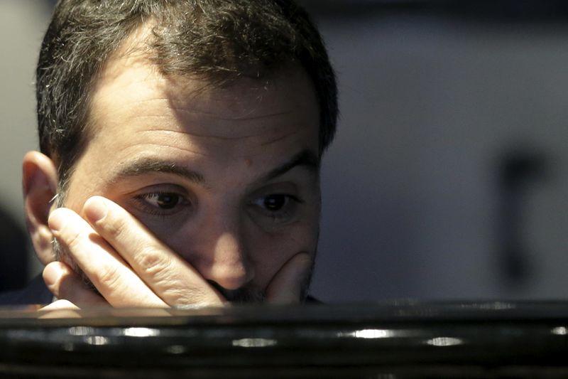 Российский рынок акций открылся в красной зоне
