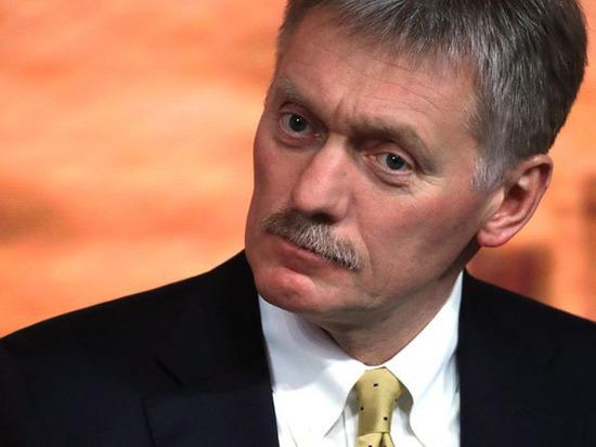 В Кремле встали на защиту бизнесменов от «безумных» санкций США