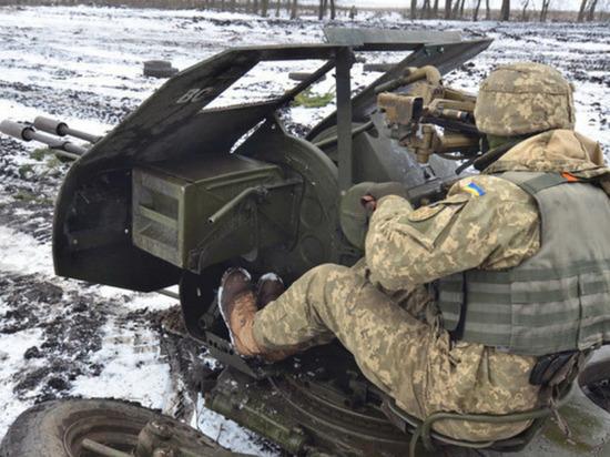 Киев обвинил Донбасс в провокациях по срыву перемирия