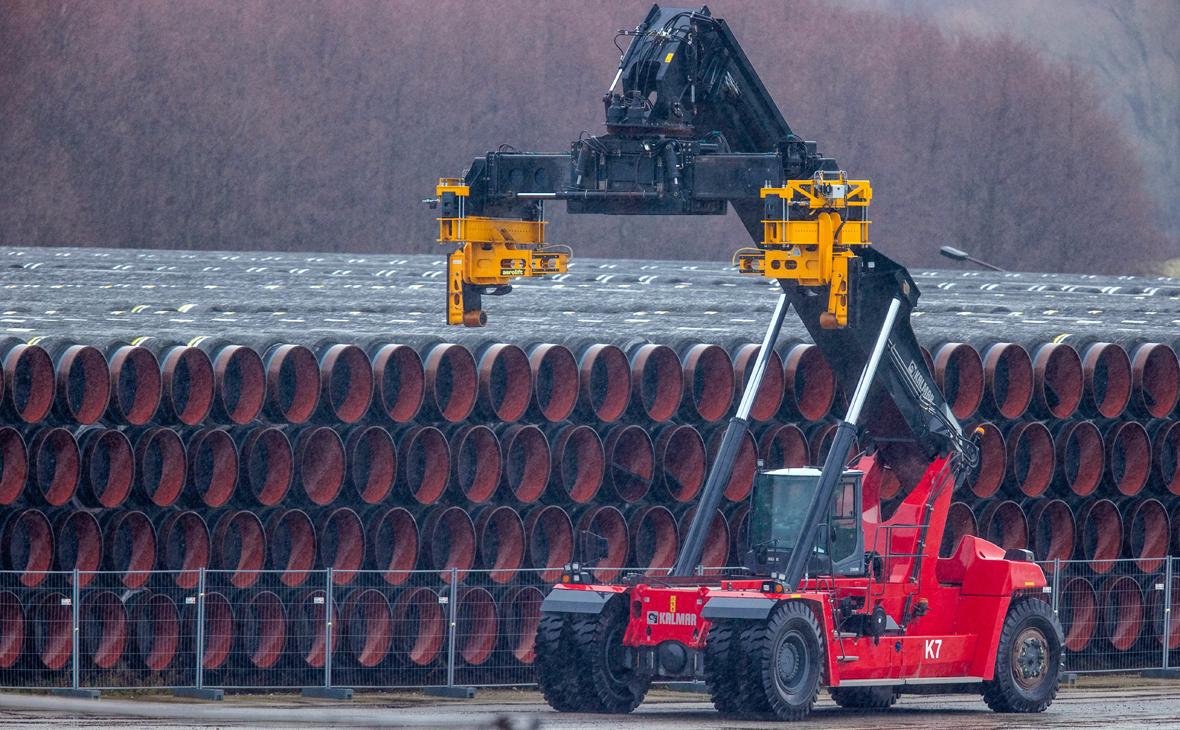В Европарламенте предложили сделать Nord Stream 2 рычагом давления
