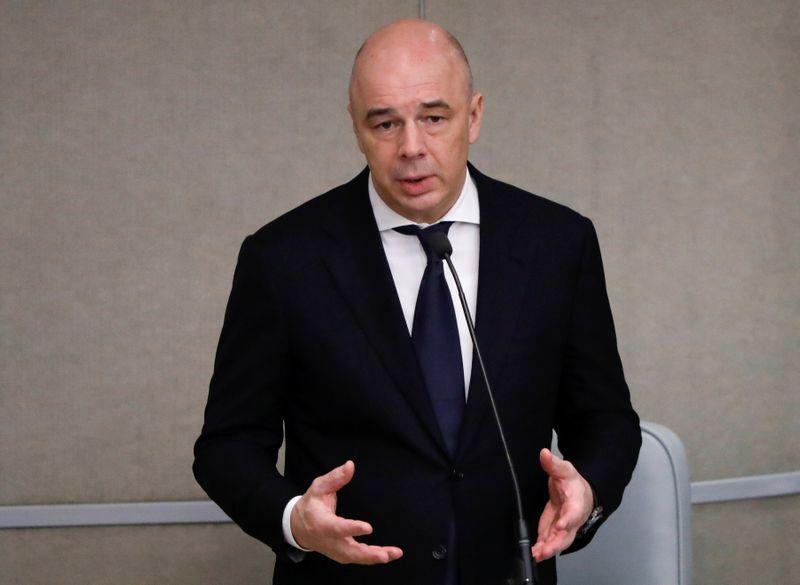 РФ может сократить заимствования в 21г благодаря росту доходов