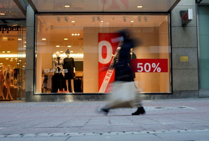 Экономика еврозоны снизилась в 4 кв сильнее прогнозов из-за локдаунов