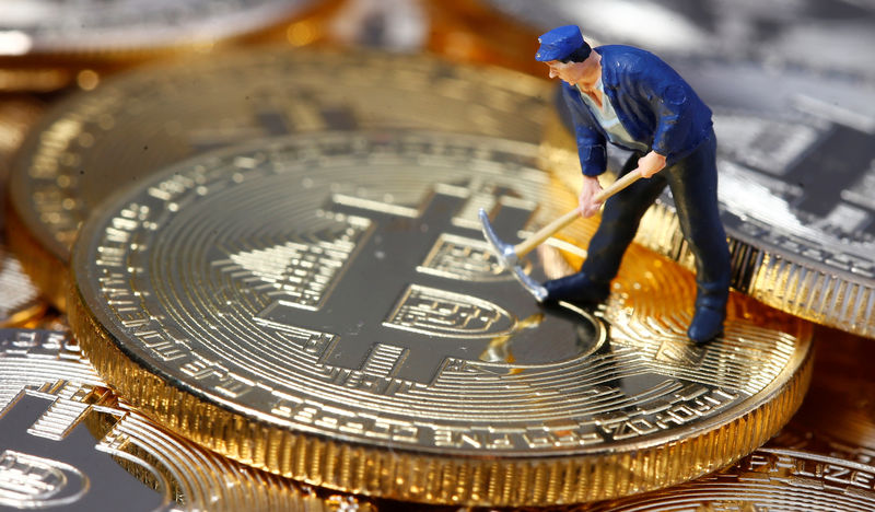 Капитализация биткоина снова превысила $1 трлн