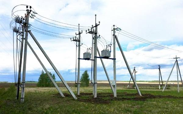 Многодетным семьям Нижней Туры обеспечили электроснабжение земельных участков