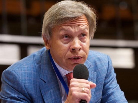 Пушков дал совет властям США после заявлений Псаки о России