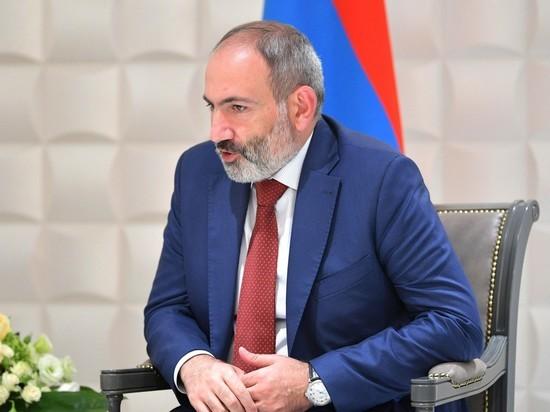 Премьер Армении Пашинян придумал хитрый план: уйти, чтобы вернуться