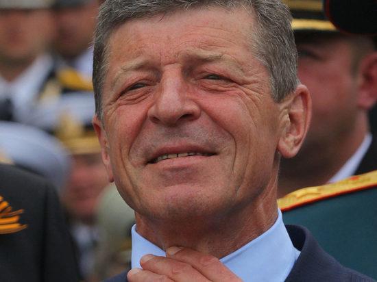 Козак предрек конец Украины после начала боевых действий