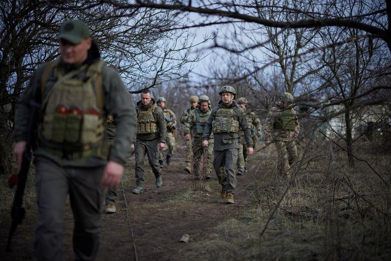 Кремль видит в развитии ситуации на Украине угрозу полномасштабных боевых действий