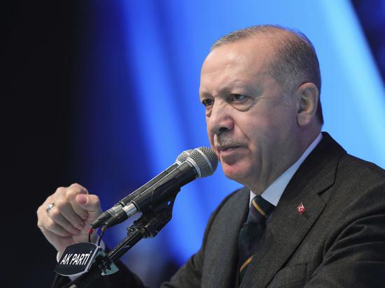 Турция положила глаз на постсоветское пространство