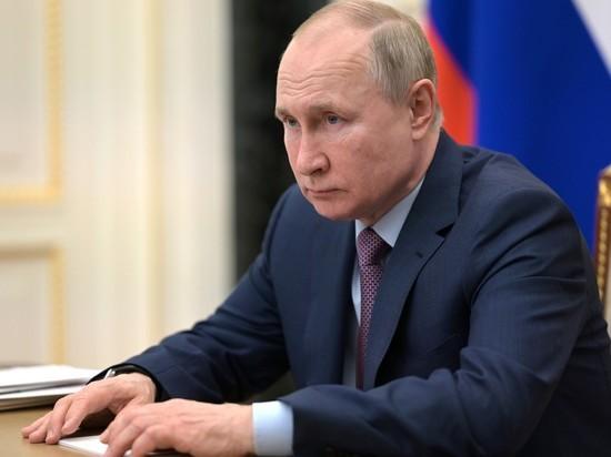 Путин указал, откуда идет беда