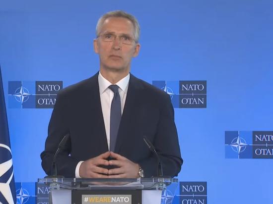 Глава НАТО встал на сторону Киева по Донбассу
