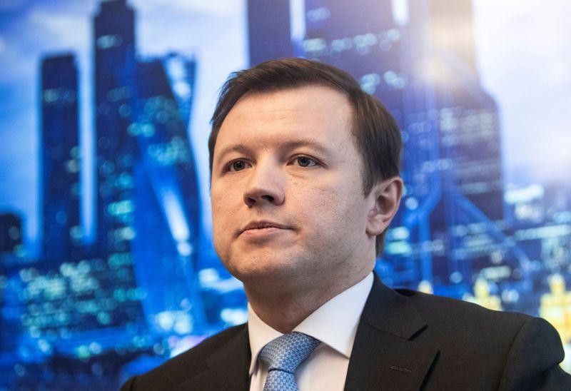 Заммэра Москвы о возвращении на рынок облигаций, работе с ЦБР по снижению резервных требований, влиянии геополитики