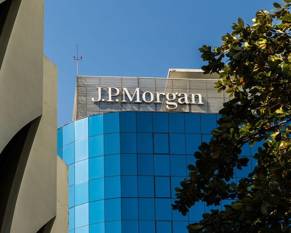 JPMorgan Chase отчитался лучше ожиданий