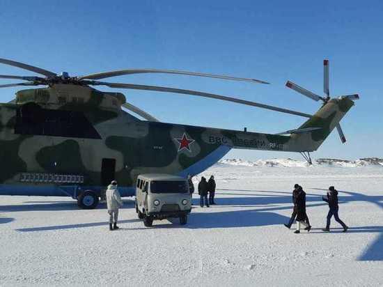 Общественный совет при Минобороны посетил части в Арктике