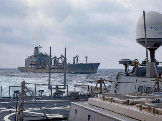 ВМС Украины сообщили об инциденте с катерами ФСБ РФ