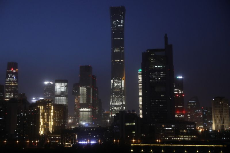 ВВП Китая вырос рекордными темпами в 1 кв, но недотянул до ожиданий