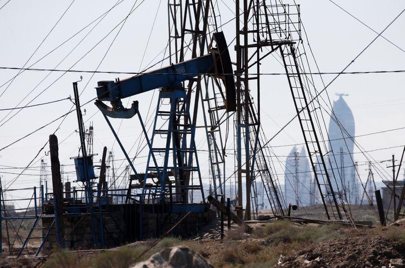 Азербайджан в янв-мар 21г сократил экспорт нефти по БТД до 6,9 млн т