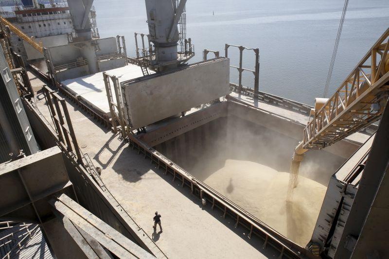 Экспорт украинского зерна с начала сезона 20/21 гг сократился на 23,7%