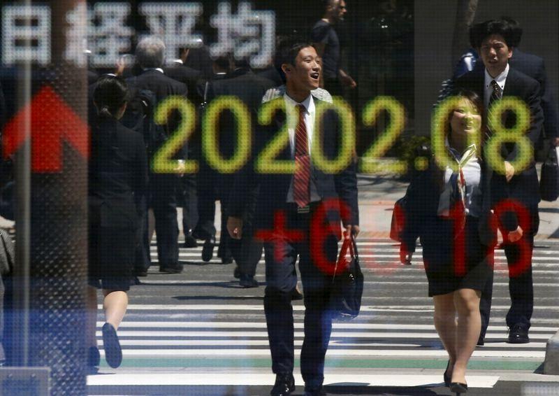 Азиатский рынок на подъеме в начале недели