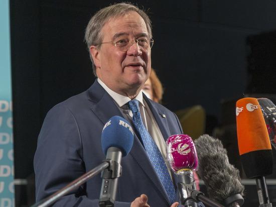 В Германии определились с кандидатом на замену Меркель