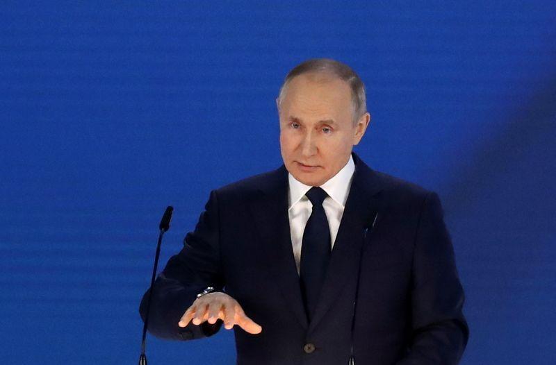 Путин призвал правительство и ЦБР сдерживать инфляцию