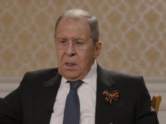 Лавров объяснил, почему Россия не признает Донбасс