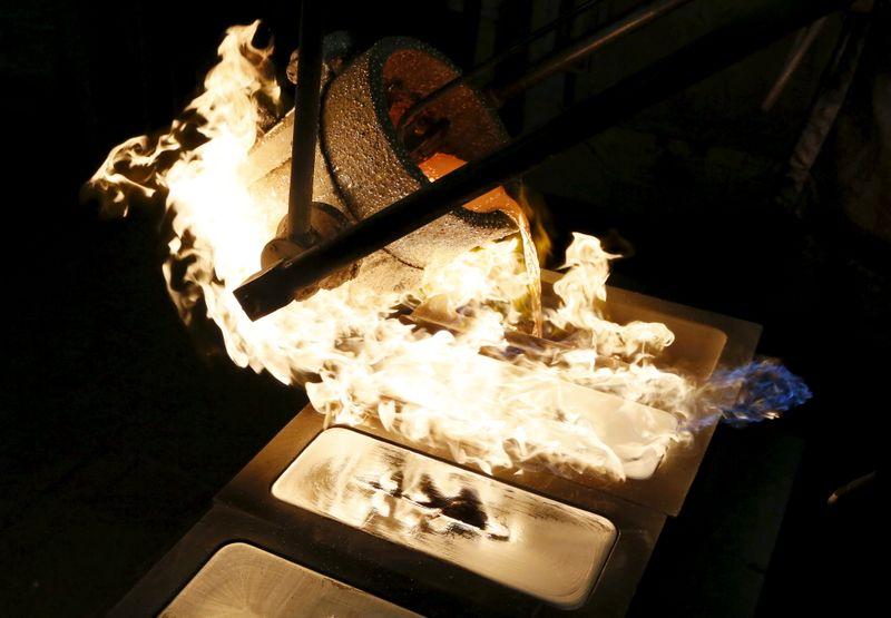 РФ сократила выпуск золота в янв-мар 21г на 4,6%, серебра - увеличила на 12,3%