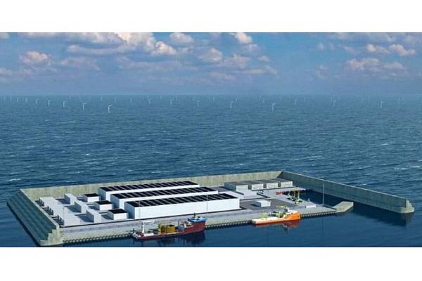 В Дании построят первый в мире искусственный энергетический остров