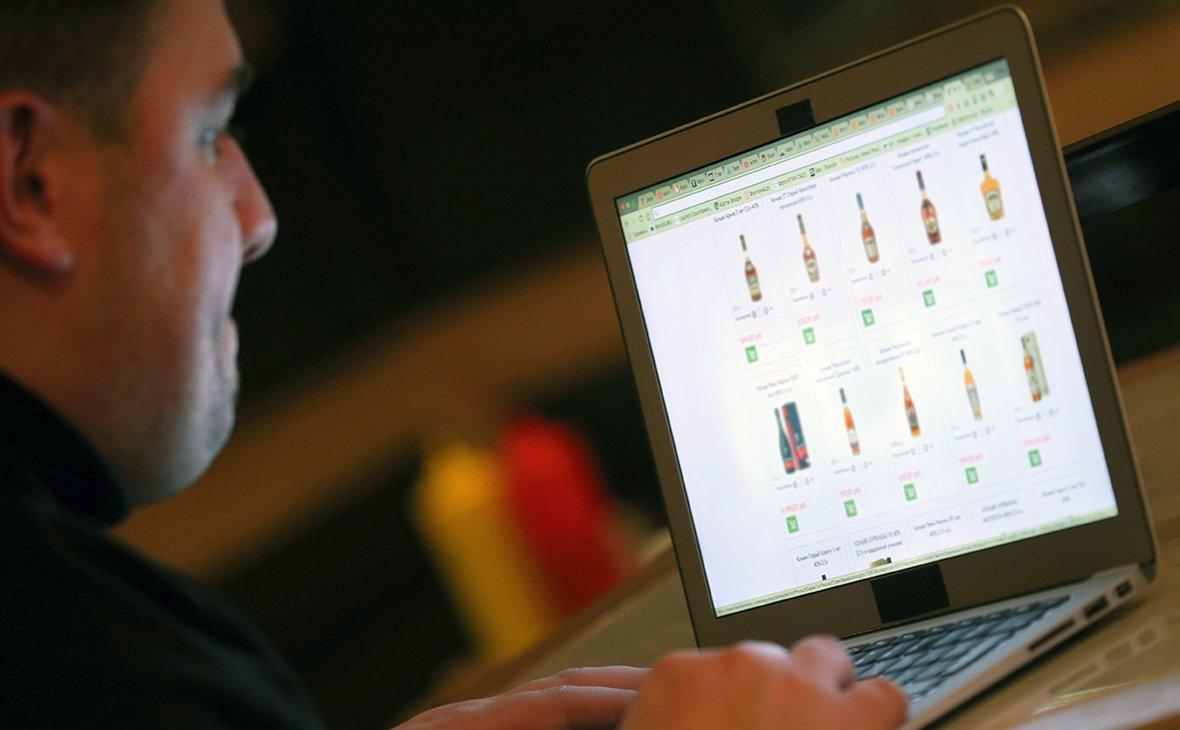Крупнейший производитель водки пообещал втрое увеличить онлайн-продажи