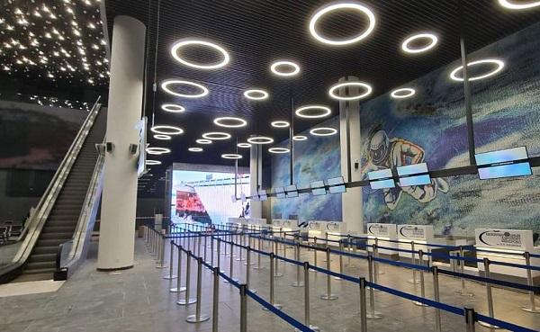 «Россети ФСК ЕЭС» выдала дополнительную мощность аэропорту Кемерово