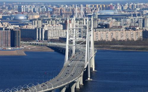 Катар станет соинвестором скоростной трассы в Петербурге