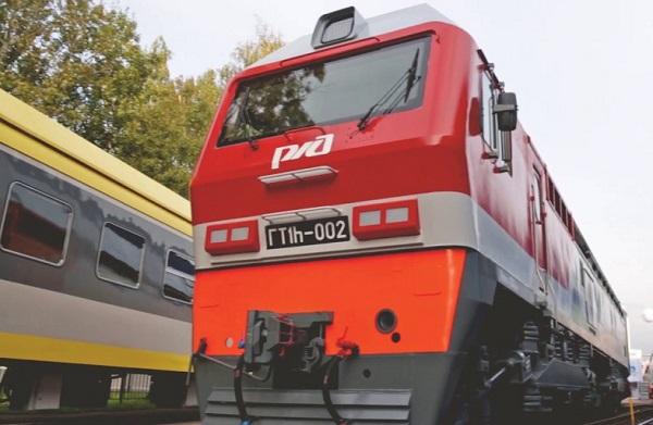 В России разработают локомотивы на водородных топливных элементах