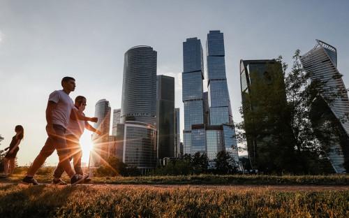 ВТБ получил четверть в проекте «умных» небоскребов рядом с «Москва-Сити»