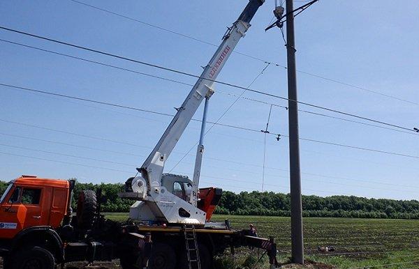 В Саратовской области отремонтировали ВЛ 110 кВ Котоврас-Янтарная