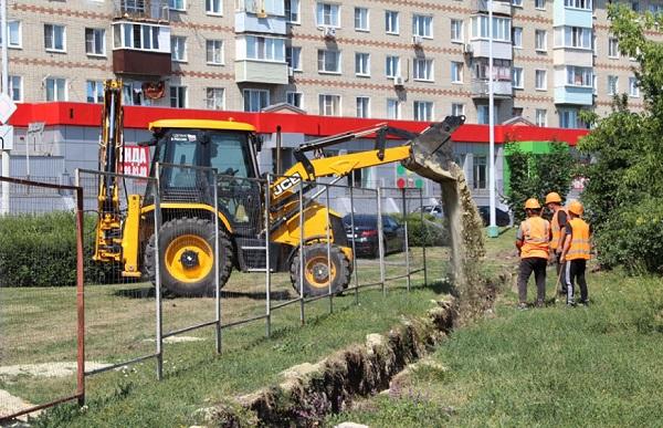 «Квадра» построит в Губкине более 2 км циркуляционных трубопроводов ГВС