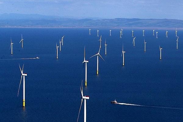 До конца 2021 года Китай по объему вновь введенных морских ветромощностей обойдет Великобританию