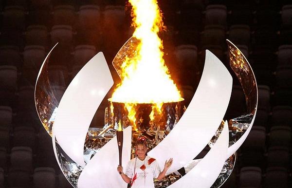 Олимпийский огонь в Токио впервые поддерживается «зеленым» водородом