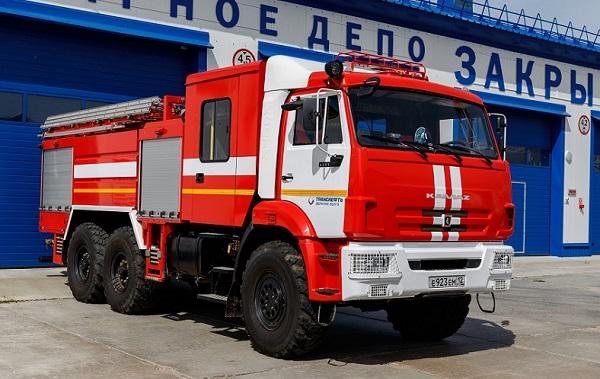 «Транснефть-Верхняя Волга» провела в Рязани пожарно-тактические учения
