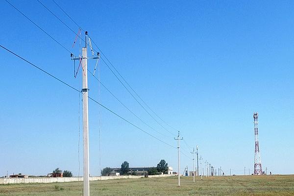 В Саратовской области отремонтировали ЛЭП от подстанции «Красный Текстильщик»