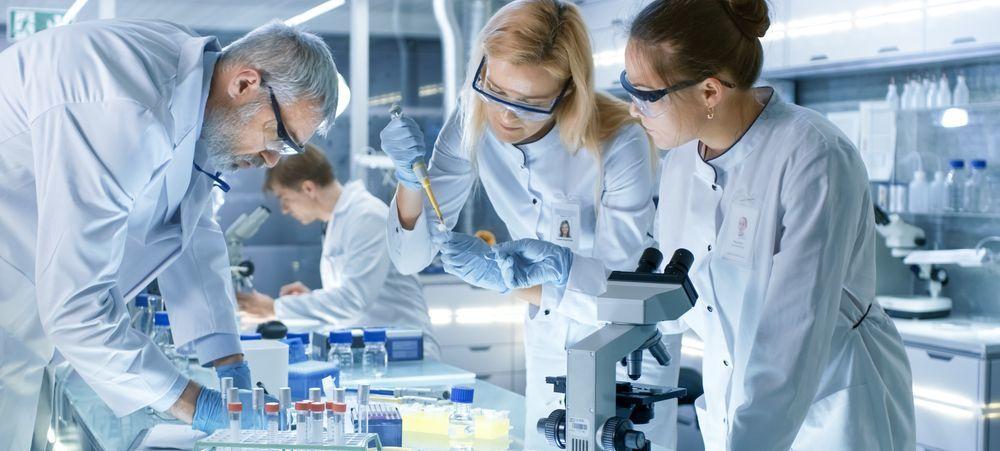 На СПБ запустили «высокооктановый» биотех