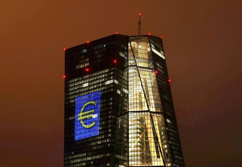 ГРАФИК-Говори сейчас, действуй позже: пять вопросов к ЕЦБ