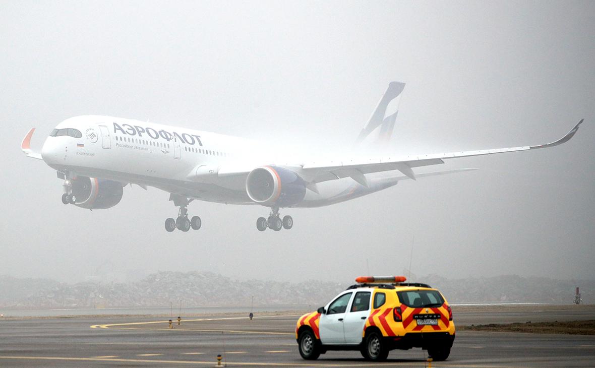 В «Аэрофлоте» заявили об отстранении отказавшихся привиться пилотов