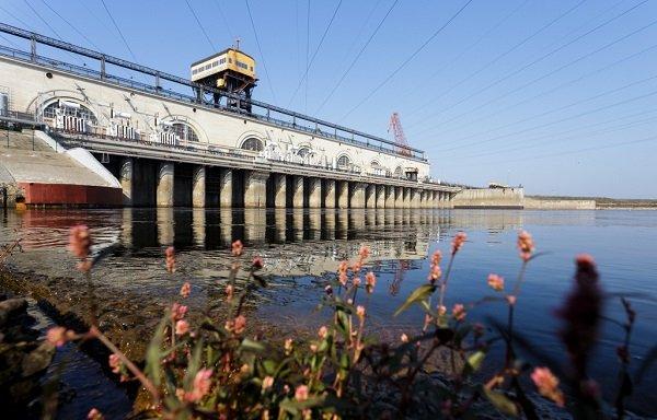 Мощность Нижегородской ГЭС достигла 530,5 МВт