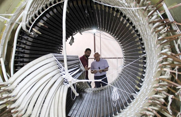 «Квадра» направила 48 млн. рублей на ремонт турбогенератора белгородской ТЭЦ «Луч»