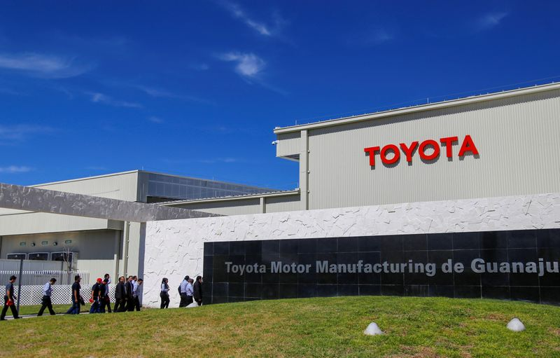 Toyota потратит $13,5 млрд на разработку батарей для электромобилей к 2030 г