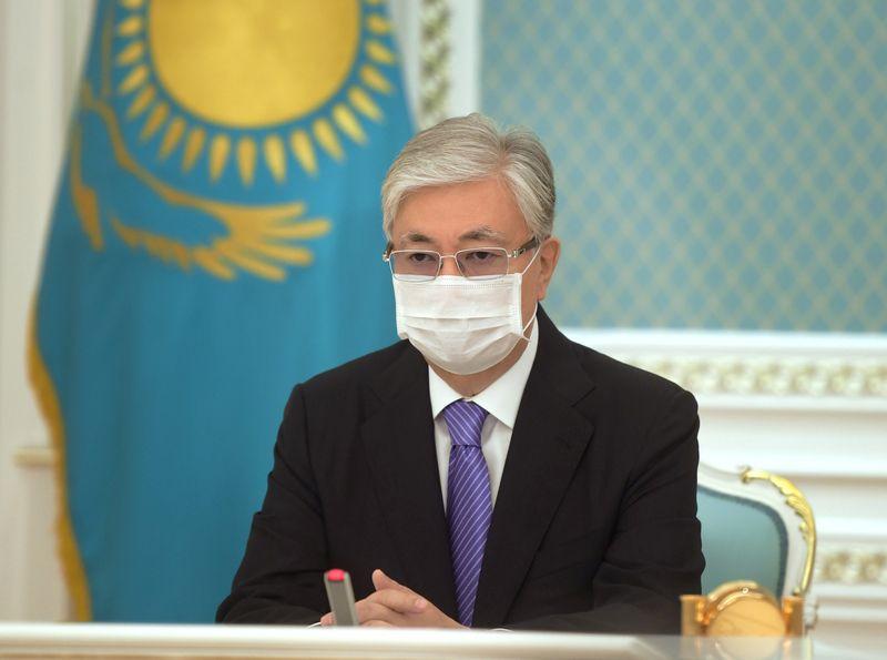 Токаев считает преждевременным введение Казахстаном экспортной пошлины на зерно